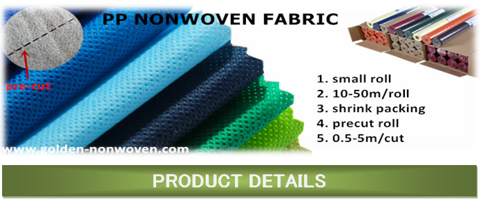 non woven tablecloth roll