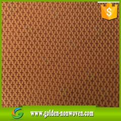 100% poliamida nylon cambrelle no tejido hecho por Quanzhou Golden Nonwoven Co.,ltd
