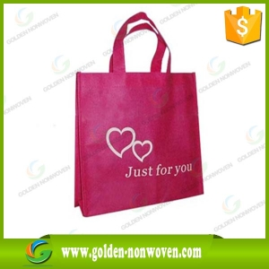 Wholesale Durable PP Nonwoven Shopping Bag