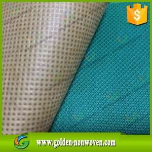 PP Spunbond Nonwoven Fabric Non woven Fabric Roll made by Quanzhou Golden Nonwoven Co.,ltd
