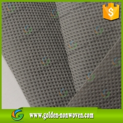 Max 3200mm anchura 100% pp spunbond tela no tejida hecho por Quanzhou Golden Nonwoven Co.,ltd