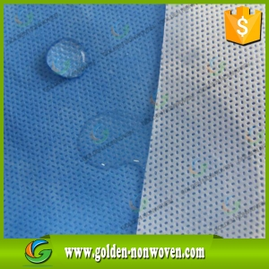 SMS Hydrophibic PP Nonwoven Fabric