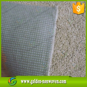 Polyester Nonwoven fabric/stitch bonded Non woven Carpet Fabric