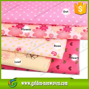 Pp Spunbond Printed Nonwoven Fabric