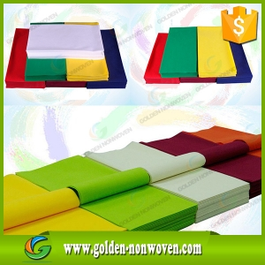 Disposable Nonwoven Diamond Tablecloth