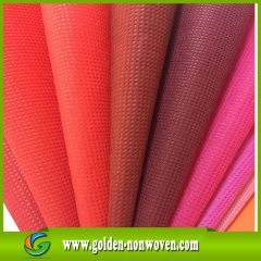 Tela Pla Non Wovens hecho por Quanzhou Golden Nonwoven Co.,ltd